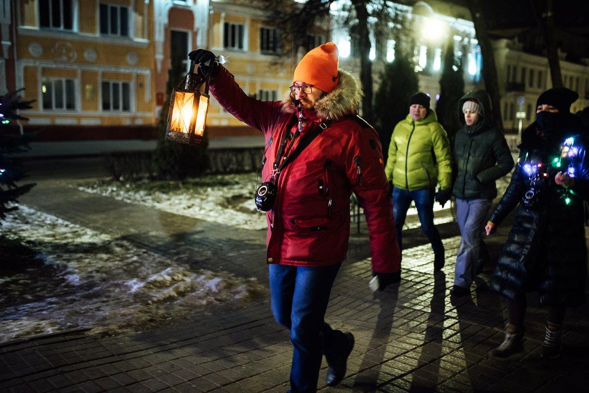 Новогодняя экскурсия «Просто Смоленск и иногда волшебство»