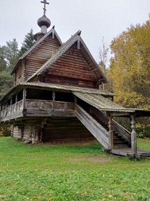 Музей под открытым небом «Василёво».