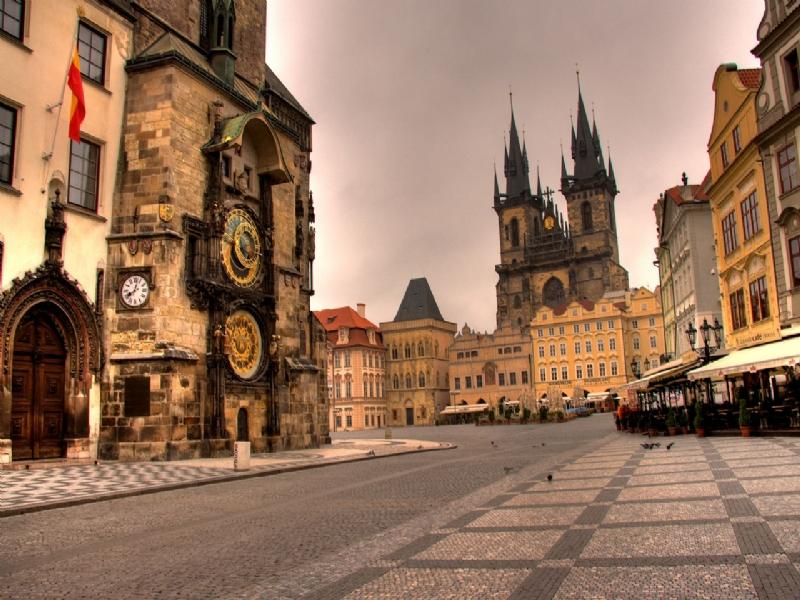 Незабываемая Прага