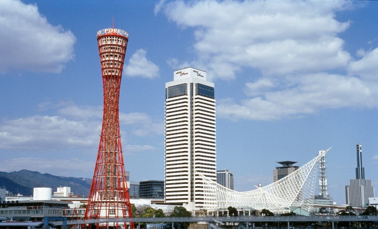 Лучшие города Японии. Кобе