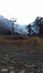 Цейское ущелье Северной Осетии