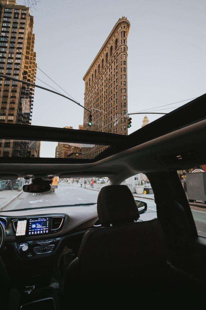 Обзорная экскурсия по Нью-Йорку