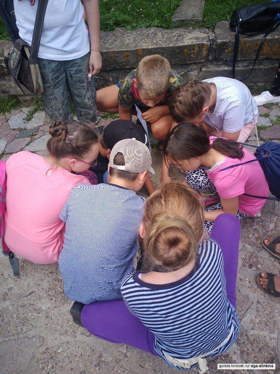 Квест по Смоленску для детей «Загадки Смолига»