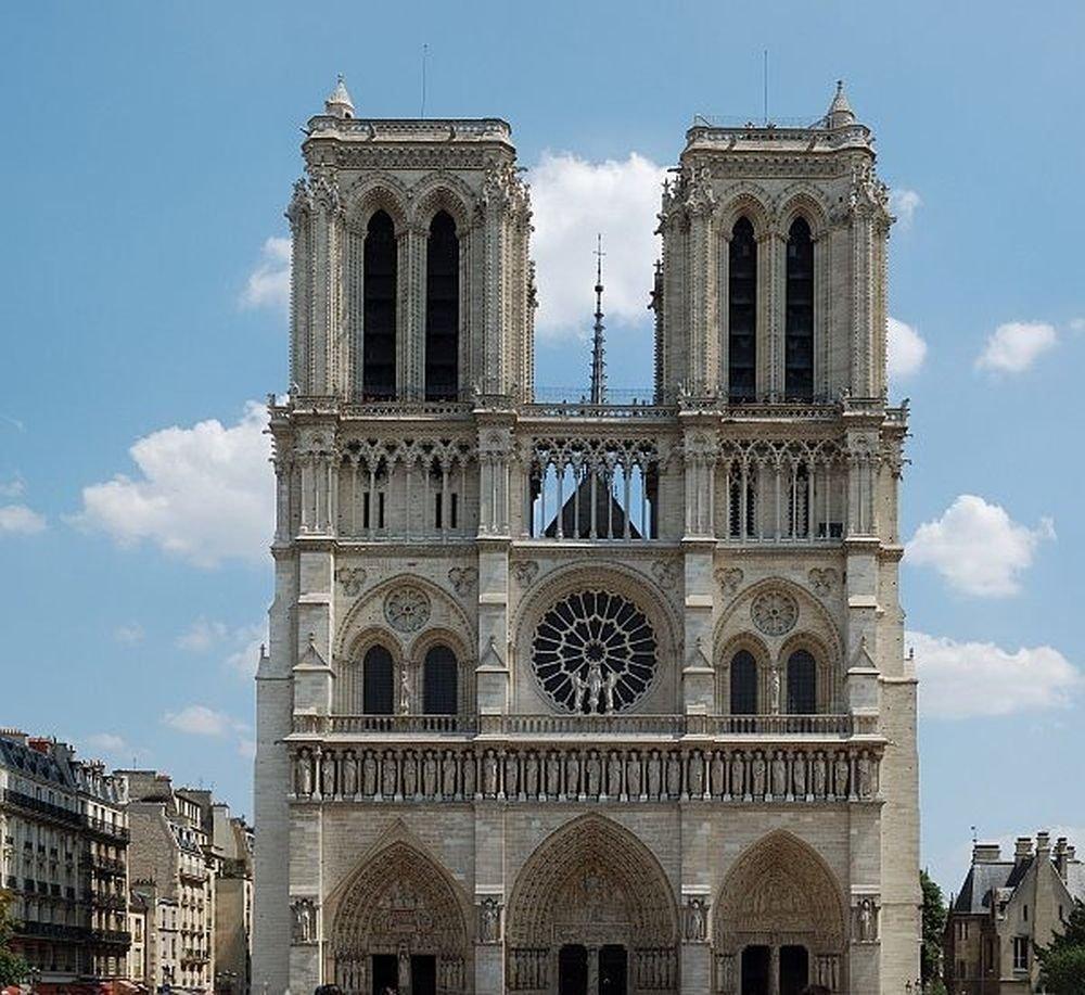 Латинский квартал и собор Парижской Богоматери каждый день