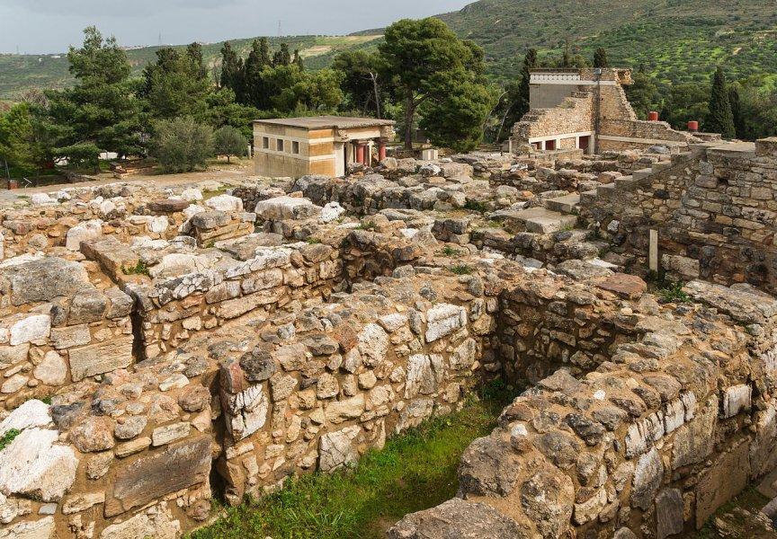 Крит — колыбель древних цивилизаций