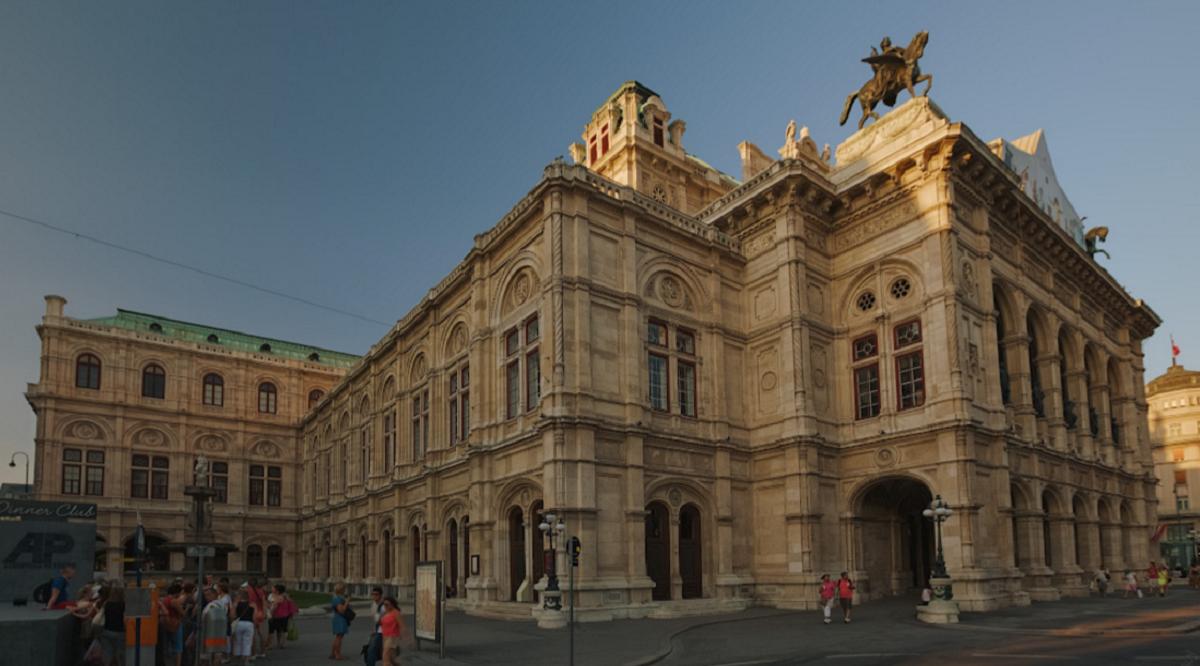«Хочу увидеть всё и сразу!» Обзорная экскурсия по Вене