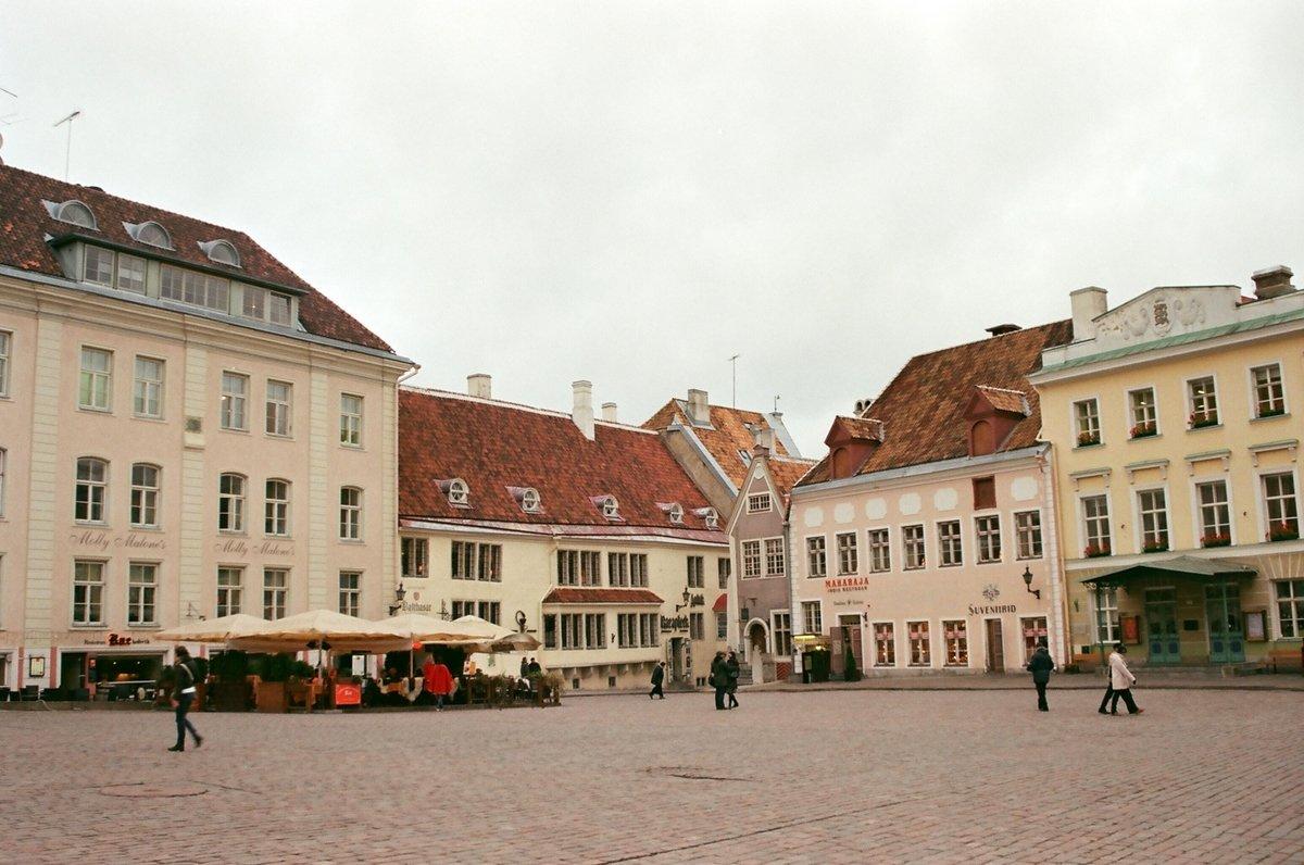 Авто-пешеходная экскурсия по Таллину