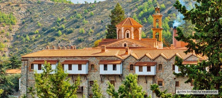 Понять волшебный Кипр за 1 день