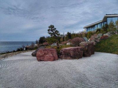 Японский парк в Крыму.