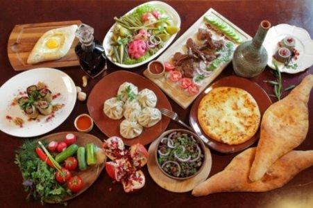 Грузинская кухня своими руками