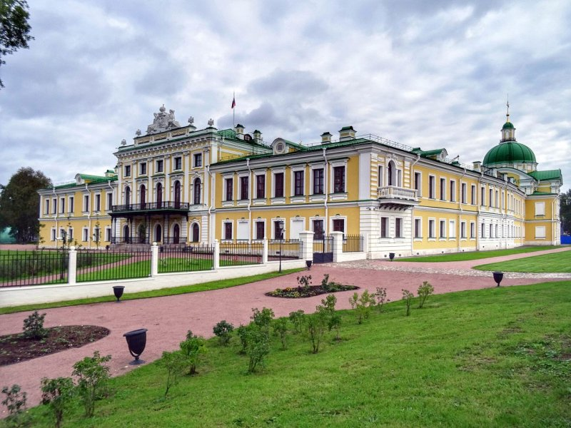 Тверь — европейский город 18 века