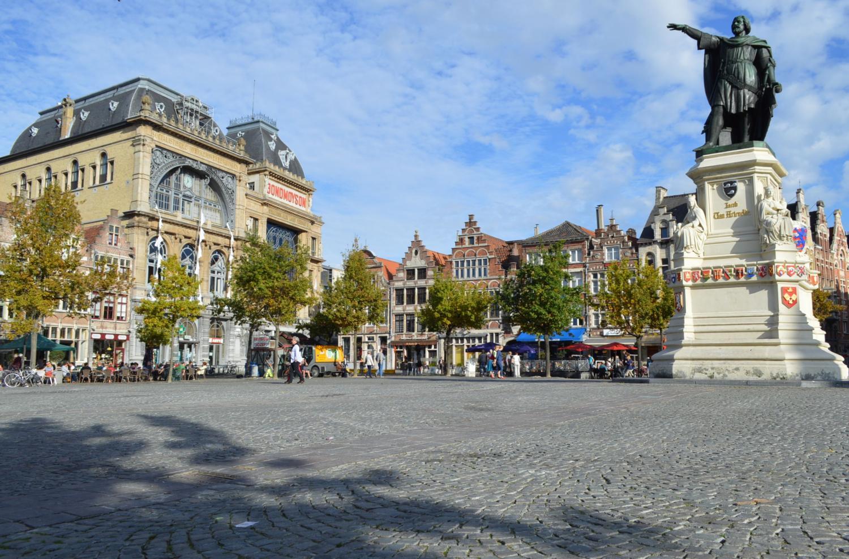 Обзорная экскурсия — лучшее в Генте за три часа