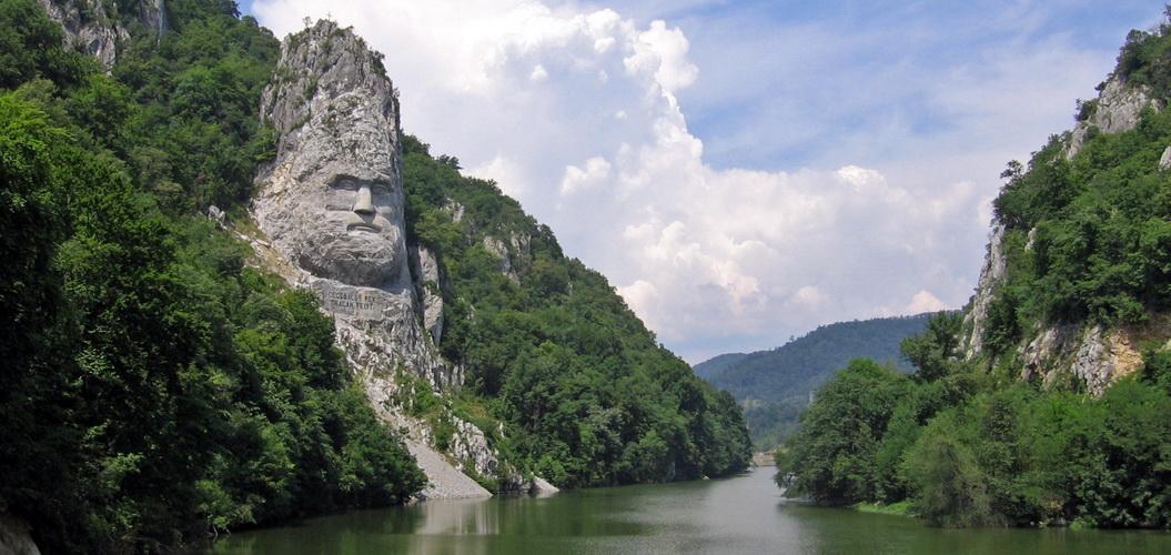 Джердап — железные ворота Дуная