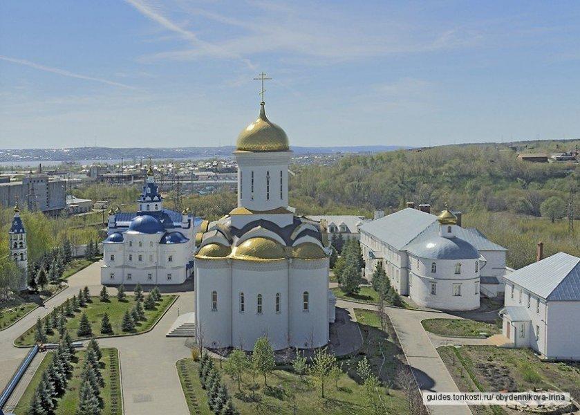 Православная Казань — Зилантов и Кизический монастыри