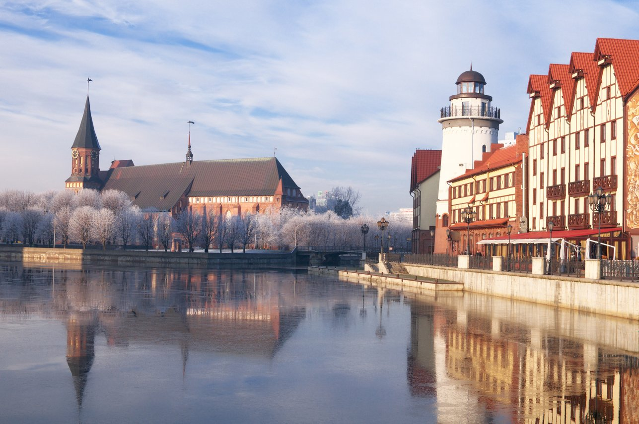 Путешествие из Кенигсберга в Калининград