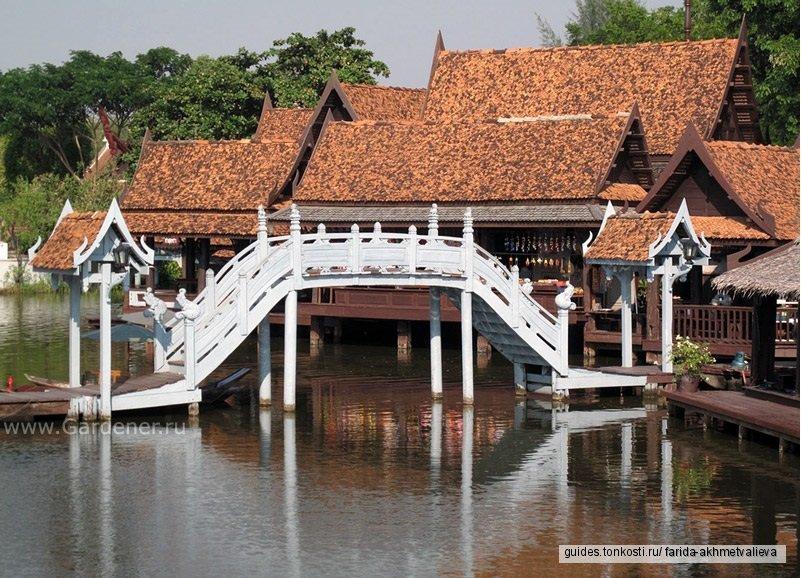 Весь Таиланд за один день. Мыанг Боран (Ancient City)