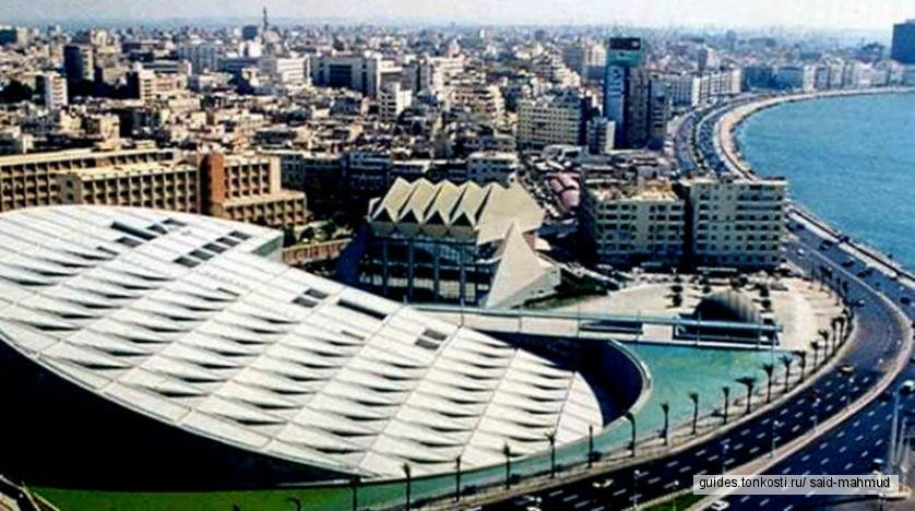 Каир и Александрия из Каира