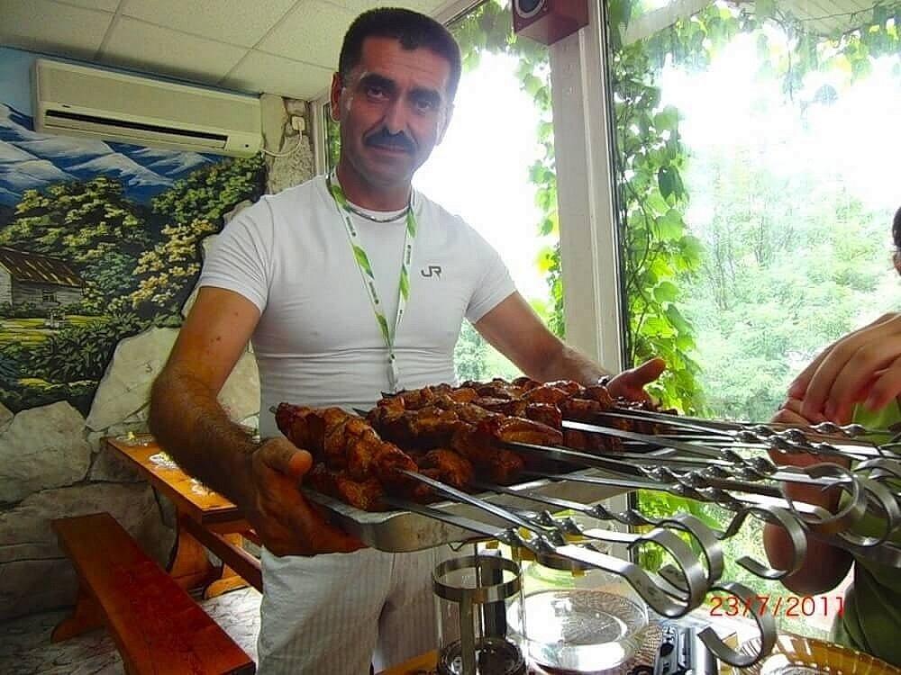 В гостях у пасечника: пасека Гамзата