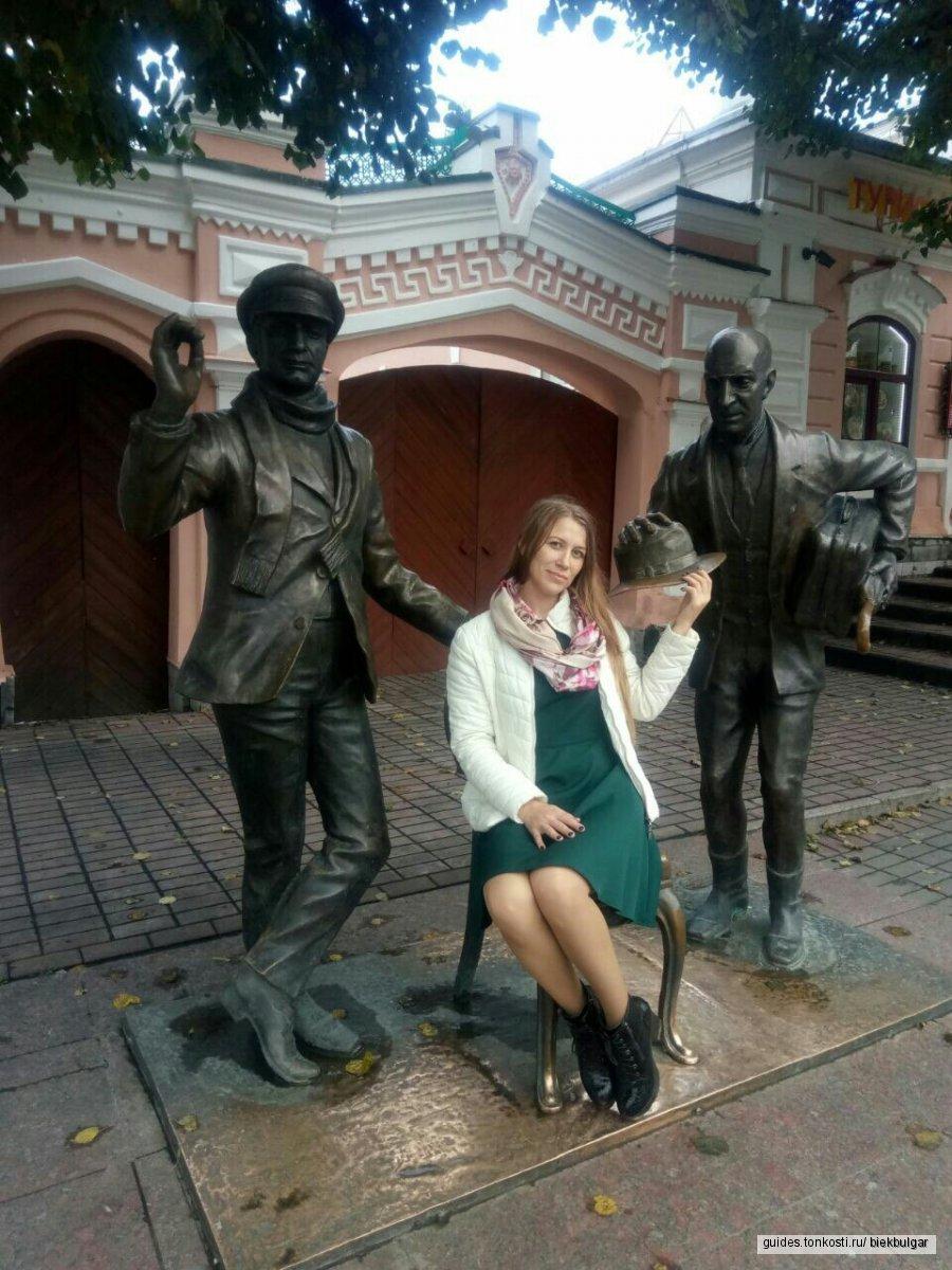 По столицам Поволжья (Казань, Чебоксары(Шупашкар), Йошкар-Ола)