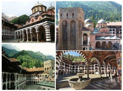 Бонусный пакет — Экскурсия по Софии + выезд в Рильский монастырь