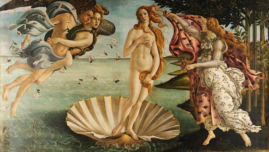 История и шедевры галереи Уффици