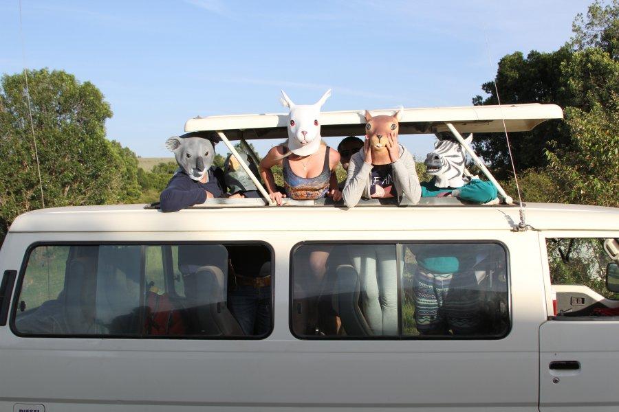 Сафари из Момбасы в Найроби