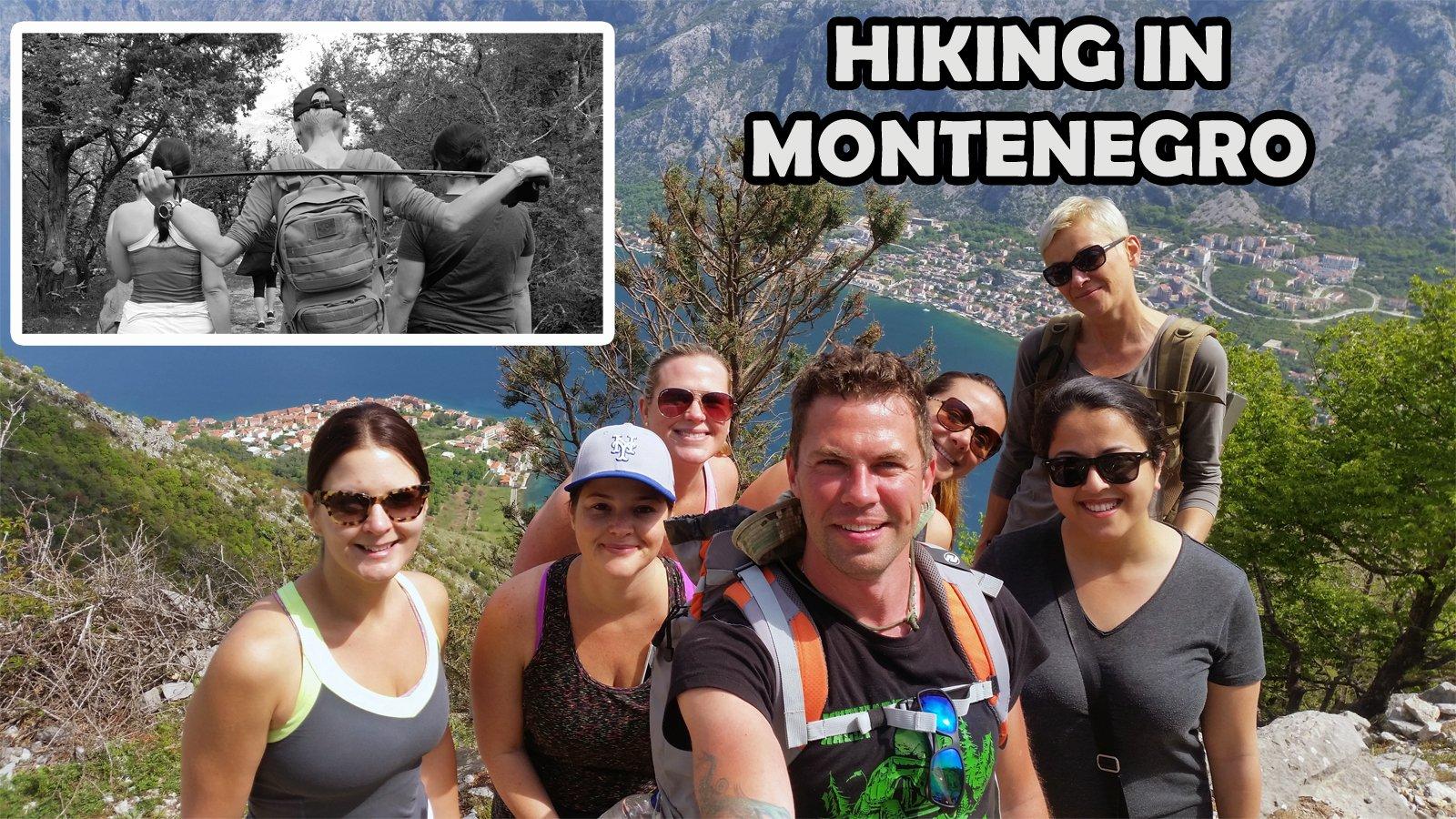 Однодневный поход по холму Врмац, 10 км — Light