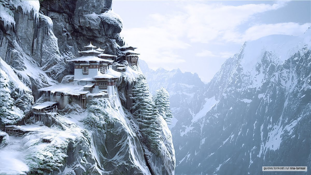 Новогодний тур в Непале и Бутане