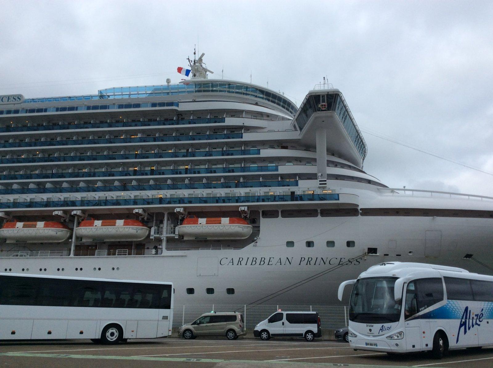 Экскурсия для круизников из порта Гавр