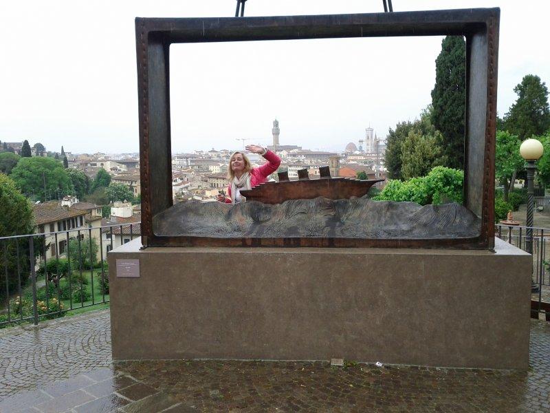 Один незабываемый день во Флоренции