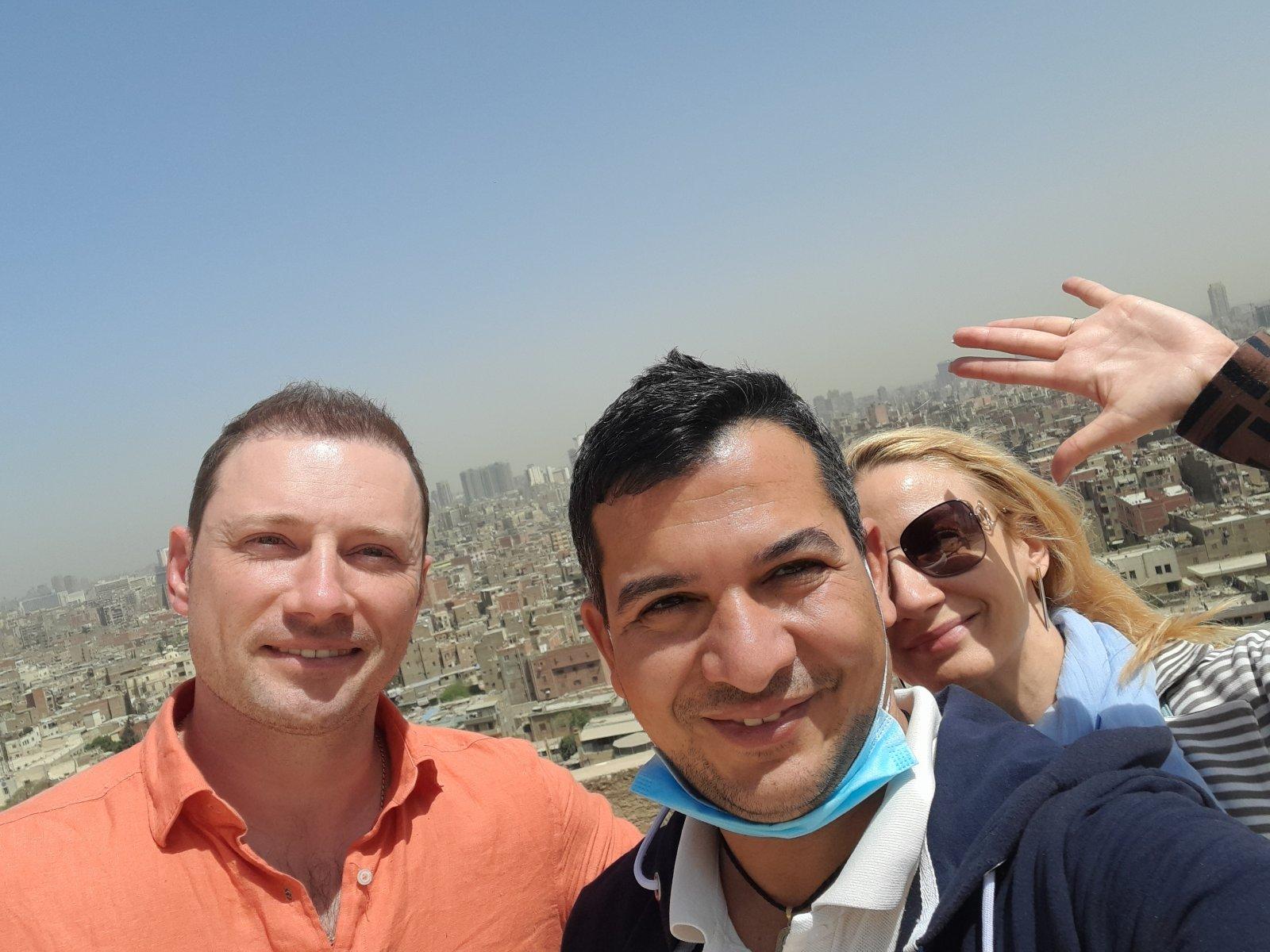 Открытие сокровищ Каира