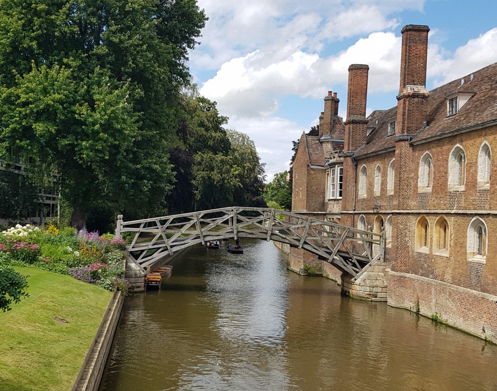 Непредсказуемый Кембридж и его секреты