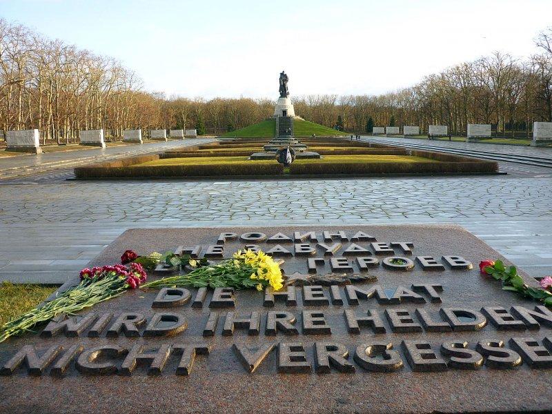 Военный Берлин. К юбилею великой Победы