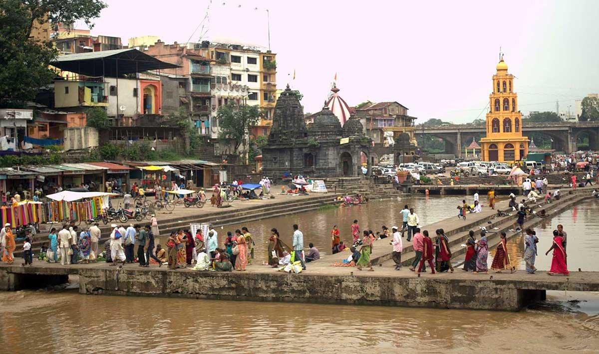 Священный город Насик. Из Мумбая за 2 дня