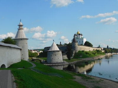 Обзорная экскурсия по Пскову