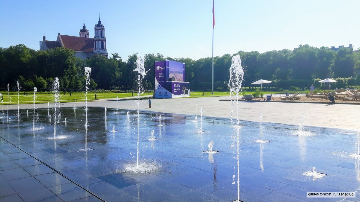 Обзорная экскурсия по Вильнюсу