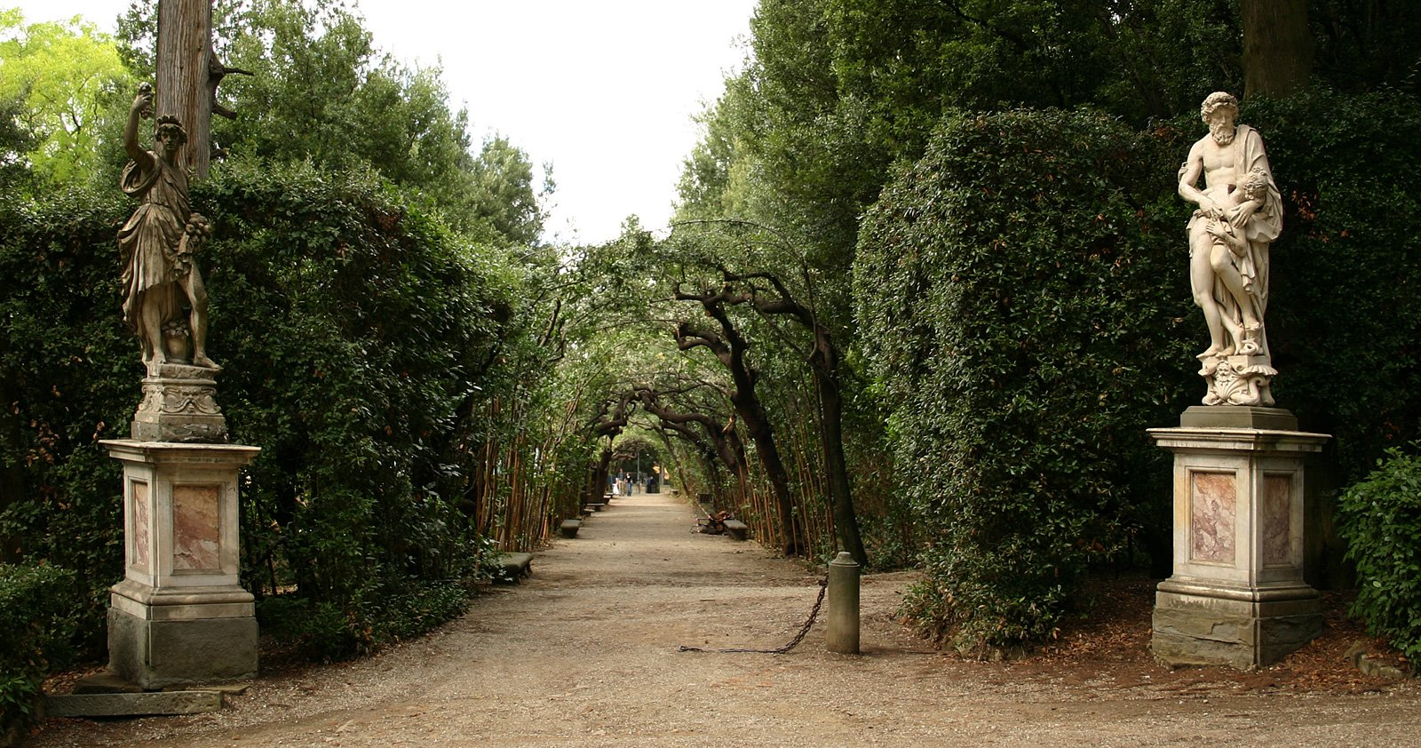 Музей серебра и сады Боболи