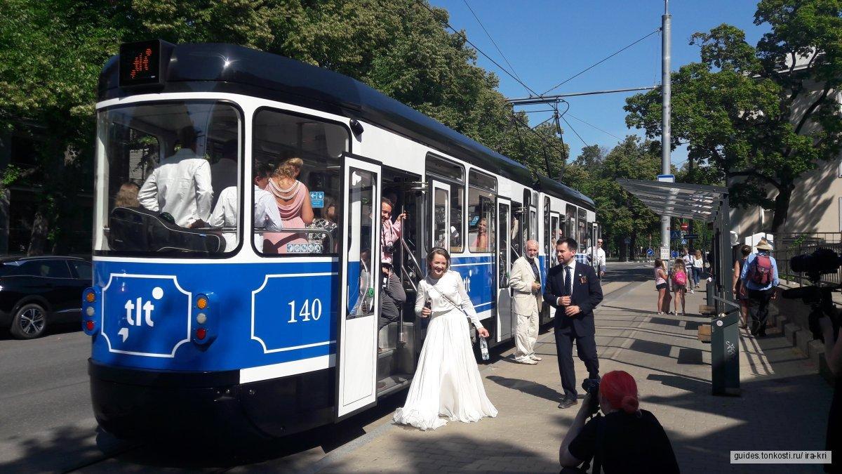 Пешеходная: сказки Старого Таллина