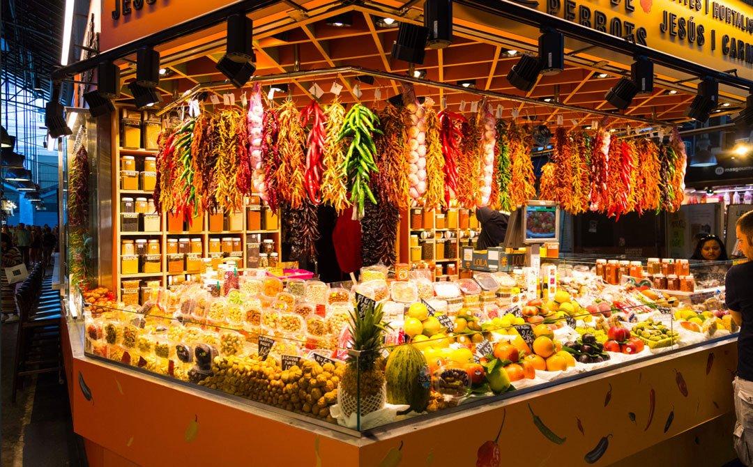 Экскурсия по рынку Бокерия