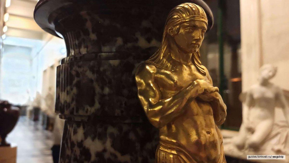 Эрмитаж: аудиоэкскурсия с билетами в Зимний дворец