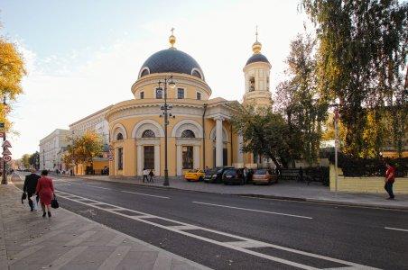 Дивные храмы Замоскворечья