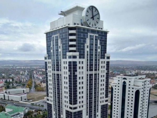 Экскурсия в город Грозный (Чечня)