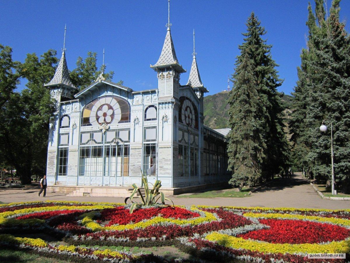 Два соседа. Пятигорск и Железноводск