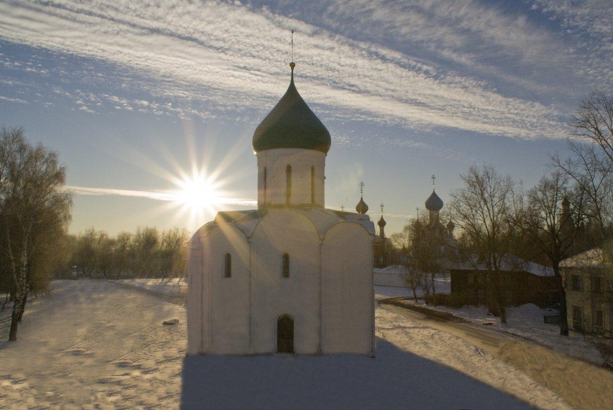 Прогулки по древнему центру Переславля-Залесского