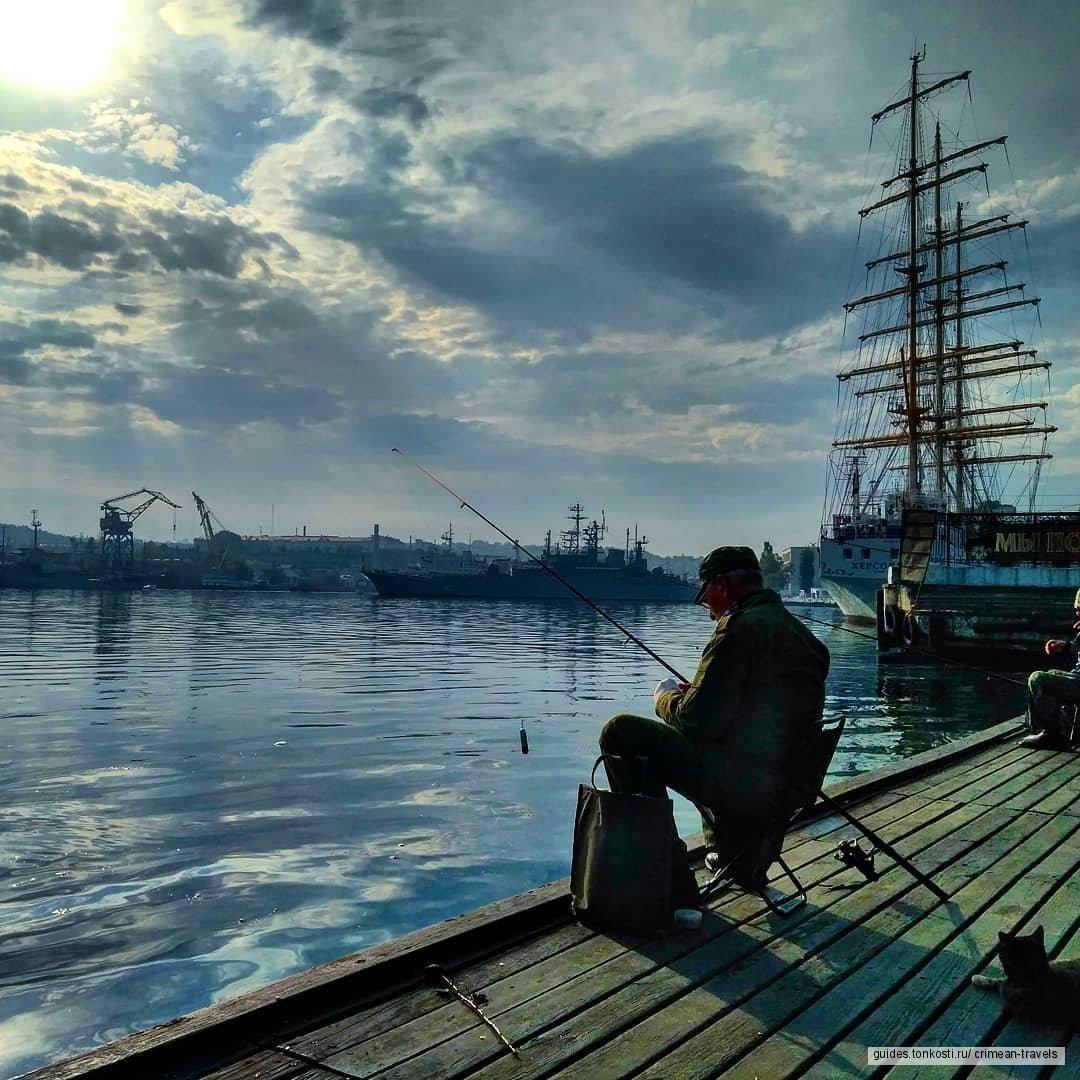 Путешествие в Севастополь