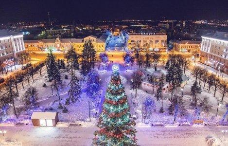 Волшебные краски новогодней Калуги