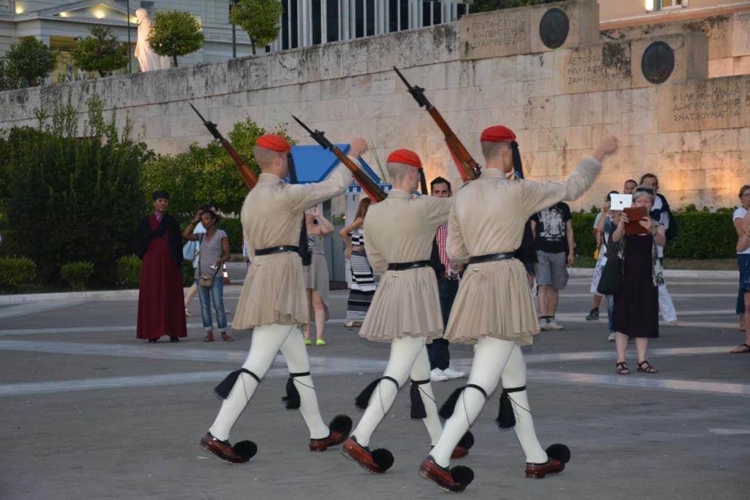 Обзорная по Афинам с посещением Акрополя