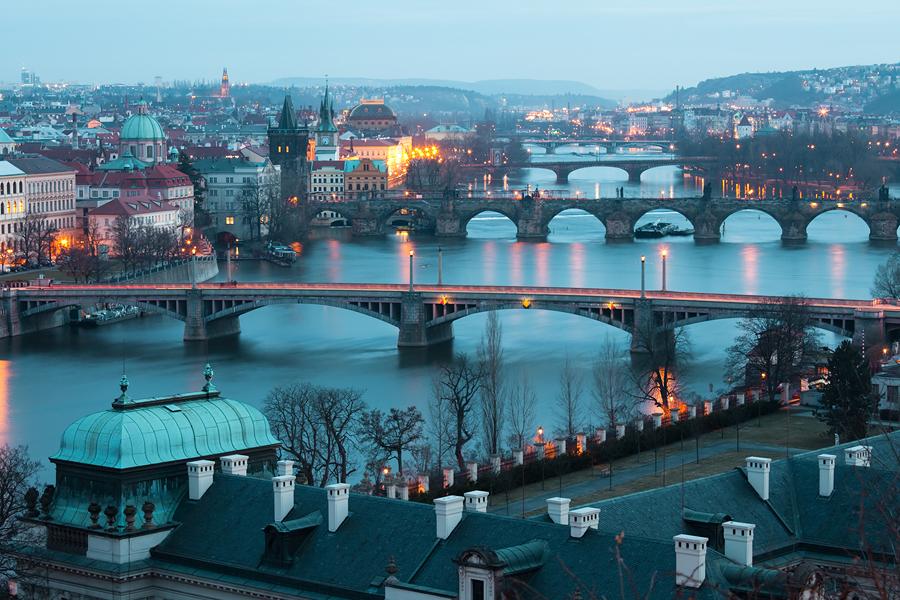 Все самое интересное в Праге за 4 часа