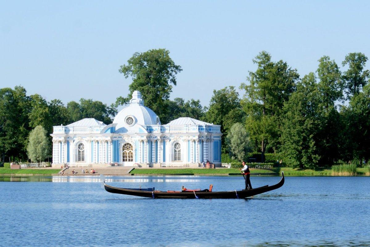Два пригорода за один день. Царское Село —  Павловск