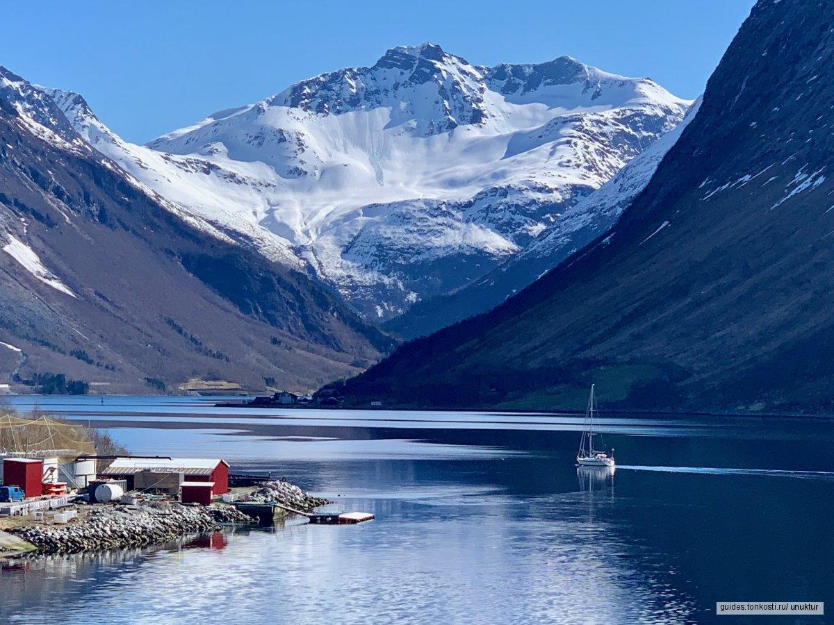 Голливуд на фьордах Норвегии